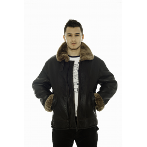 Sheepskin Jacket - Men