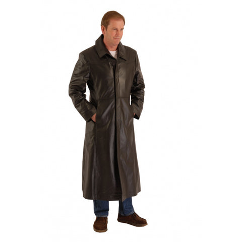 Matrix Coat Front