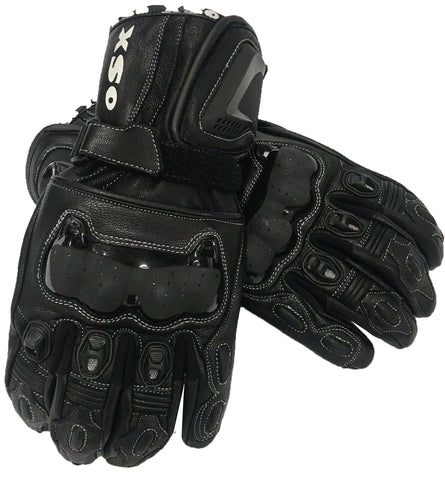 CE Approved  Motorcycle Leather Gloves  945