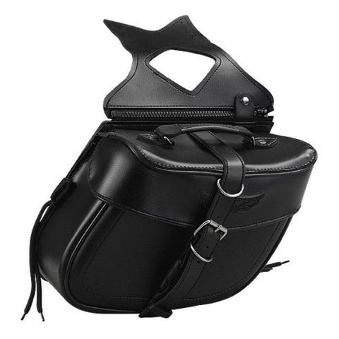 TRENCH SADDLE BAG AC 37-SL