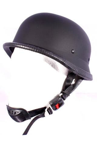 German Style Novelty Helmets Matt Black AC55