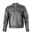 Antique Classic Blouson Leather Jacket Harrison 181A