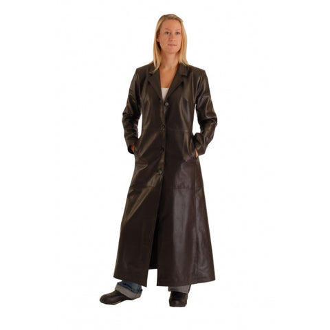 S061-L Classic Long Patsy Coat