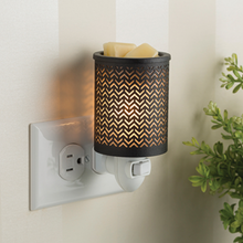 Load image into Gallery viewer, Chevron Pluggable Warmer -OUT OF STOCK - ETA Mid-Late August 2020 - PREORDERS AVAILABLE