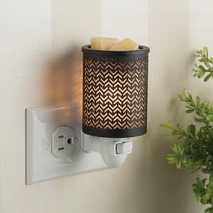 Chevron Pluggable Warmer -OUT OF STOCK - ETA Mid-Late August 2020 - PREORDERS AVAILABLE