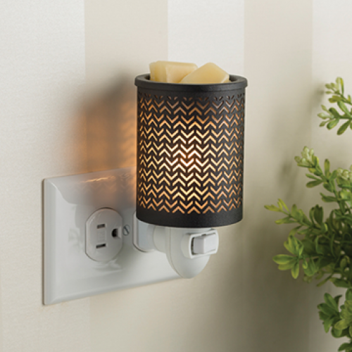 Chevron Pluggable Warmer - SPECIAL ORDER ONLY
