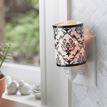 Load image into Gallery viewer, Damask Pluggable Warmer - SPECIAL ORDER ONLY