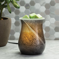Obsidian Glass Illumination Warmer - PREORDER AVAILABLE
