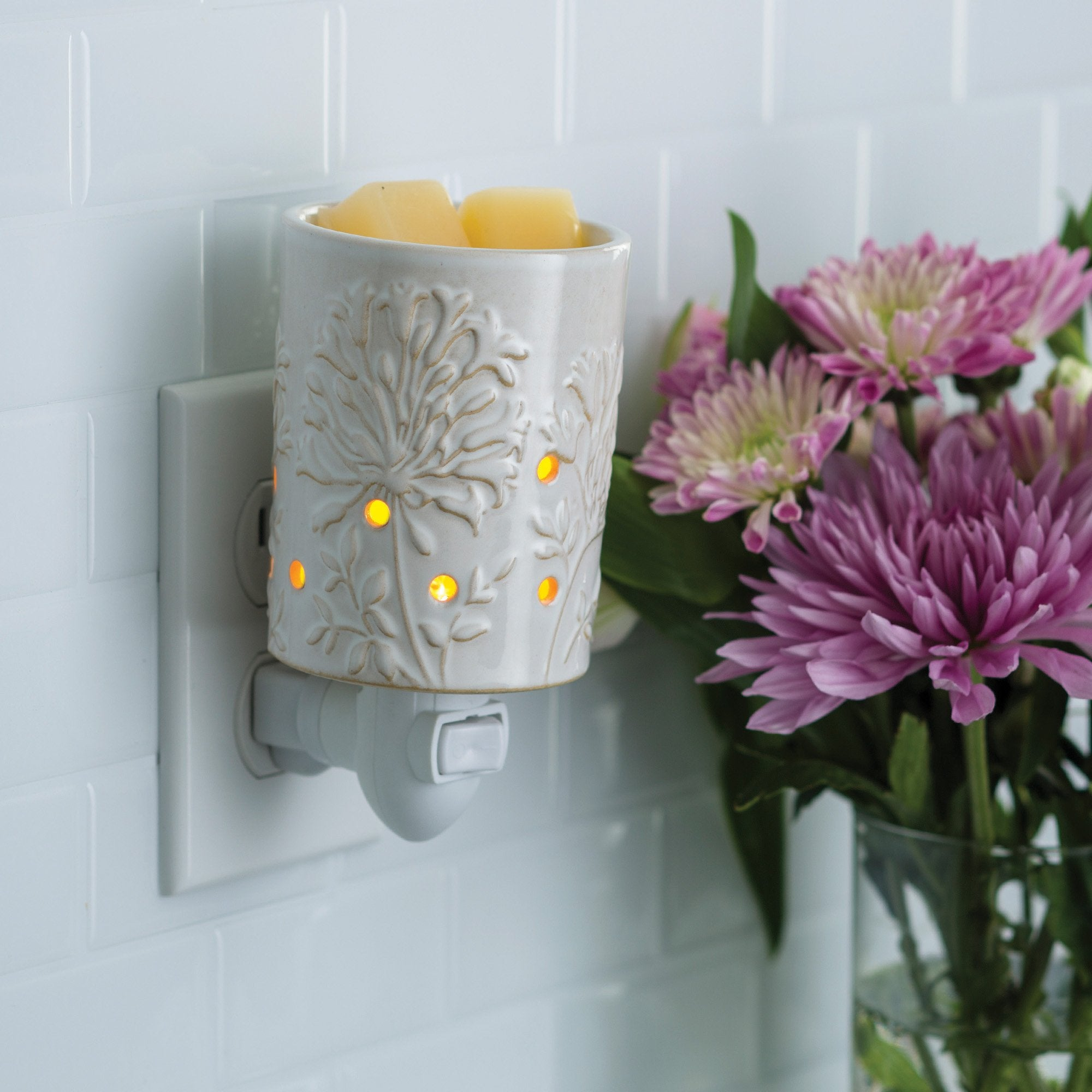 African Lily Pluggable Warmer