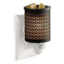 Load image into Gallery viewer, Chevron Pluggable Warmer - Pluggable Warmer