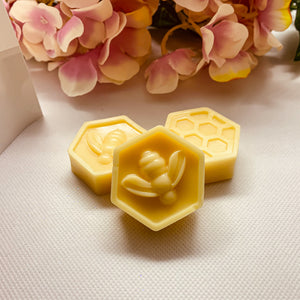 Pure BeesWax Melts 100g Pouch