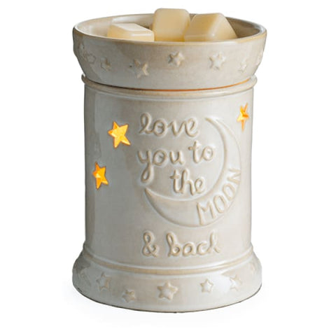 Love you to the moon & back - Electric Warmer