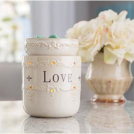 Live, Love, Laugh Illumination Warmer - OUT OF STOCK