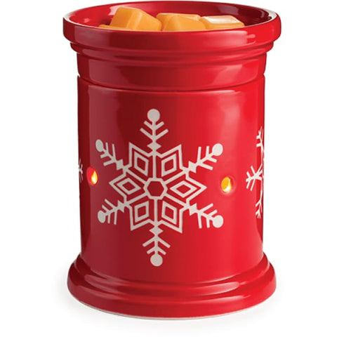 Snowflake Electric Warmer - Electric Warmer