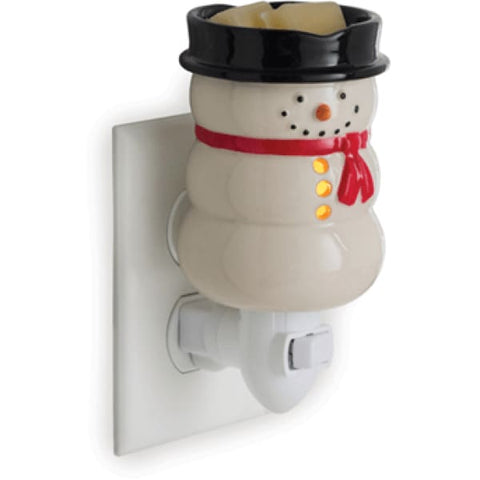 Snowman Pluggable Warmer - Pluggable Warmer