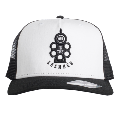 One In The Chamber Trucker Hat
