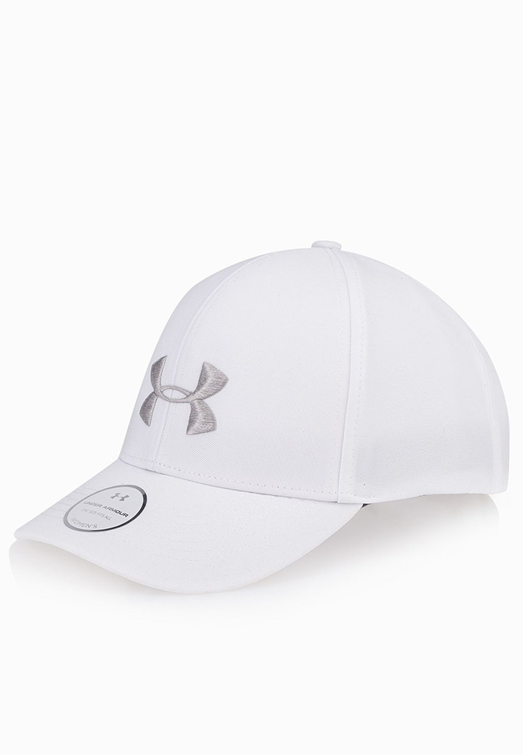 Under Armour Adjustable Cap - White - SA GOLF ONLINE
