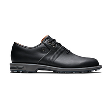 Load image into Gallery viewer, FJ Premiere Flint Black Golf Shoes - SA GOLF ONLINE