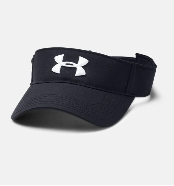 Under Armour Visor - Black - SA GOLF ONLINE