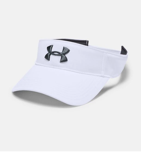 Under Armour Visor - White - SA GOLF ONLINE