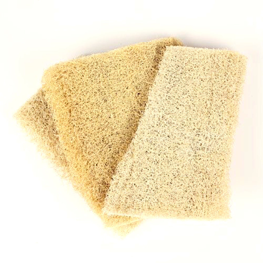 Natural Loofah Scrubs