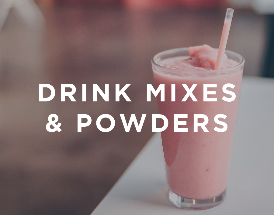 Drink Mixes & Powders
