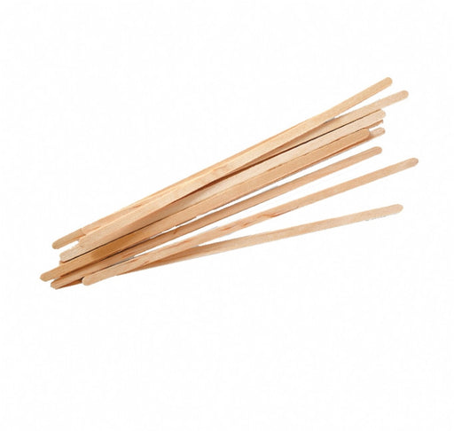 7.5 Inch Wooden Stirrers - 500/box