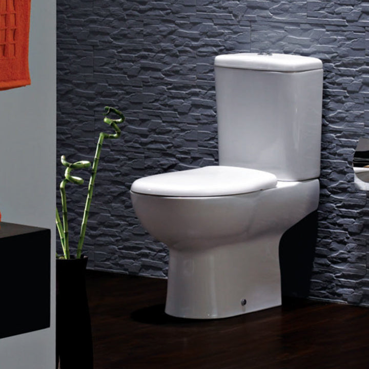 Ideal Standard Toilet Set 'Plan' Close Coupled with Seat and Cover