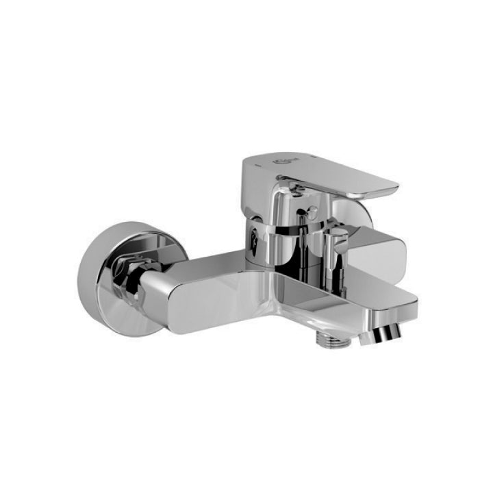 Ideal Standard - Bath mixer - Ceraplan III - Single-lever, ceramic disk, wall exposed...