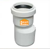 PVC-U drainage solution fittings -  Eccentric reducer with gasket