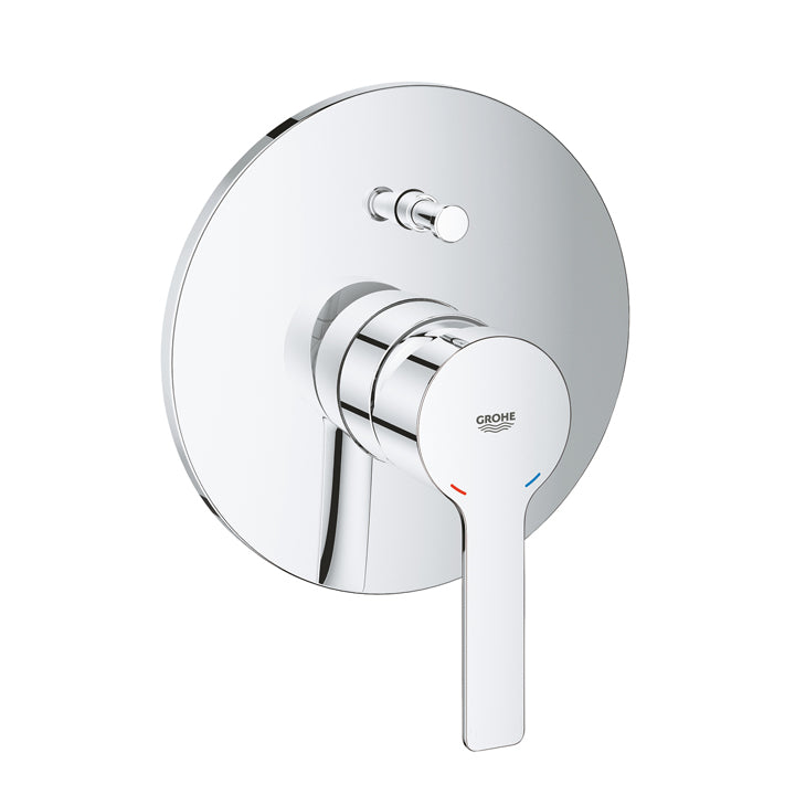 Grohe 'Lineare' Wall Mounted Single-Lever Bath Mixer