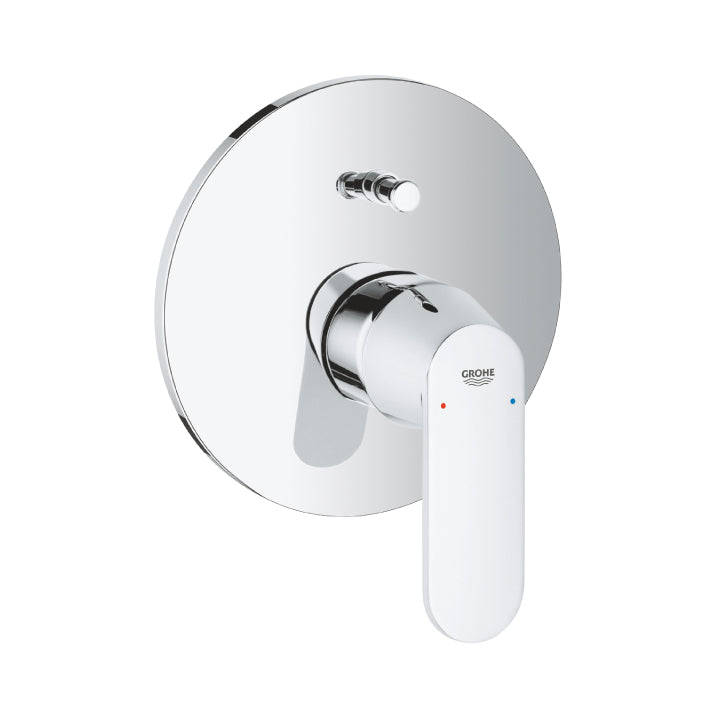 Grohe 'Eurocosmo' Single-lever Bath Mixer in Chrome