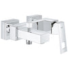 Grohe 'Eurocube' 1/2″ Single-Lever Bath Mixer