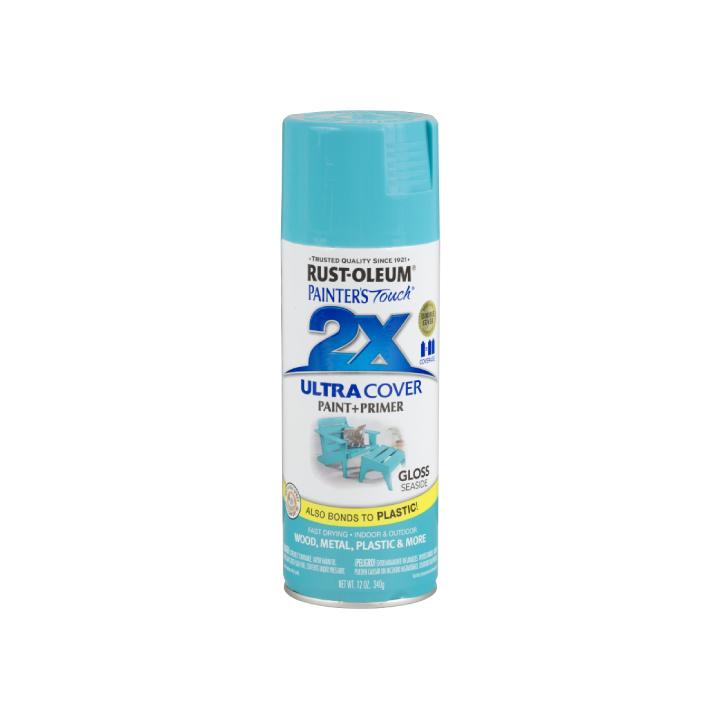 Rust-Oleum 2X Painter€™s Touch 12 Ounce Gloss Ultra Cover Spray