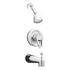 Ideal Standard - Bath mixer - Ceramix - Built-in bath & shower mixer