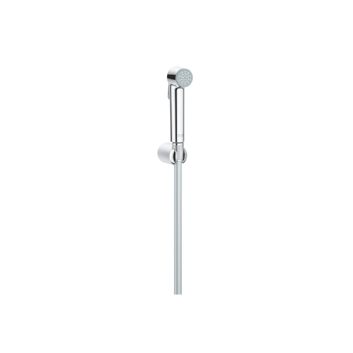 Grohe 'Tempesta-F' Trigger Spray 30 Wall Holder Set with 1 Spray in Chrome