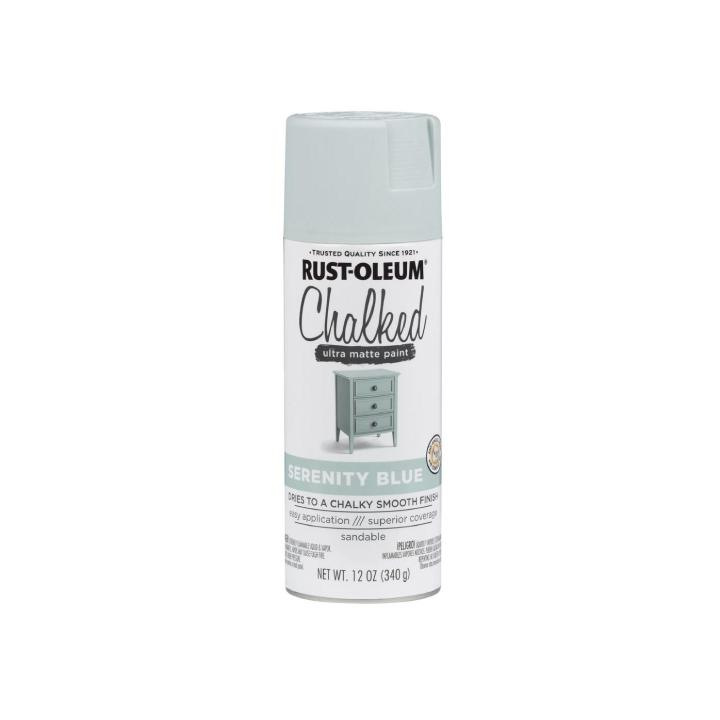 Rust-Oleum Chalked Ultra Matte 12 Ounce 335 mL Spray