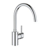 Grohe 'Concetto' Single-Lever Sink Mixer 1/2″ in Chrome