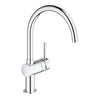 Grohe 'Minta' Single-lever Sink Mixer 1/2″ - Swivel Tubular spout