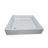 Ideal Standard - Shower tray - Square - With panel