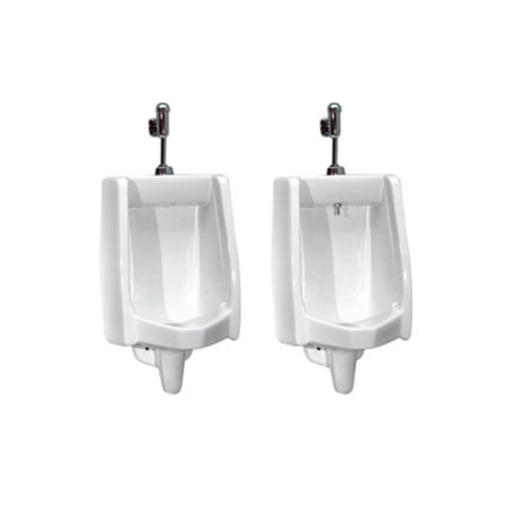 Toilet - Washbrook urinal with or without douche