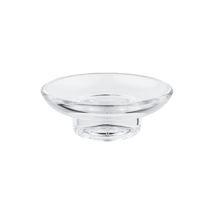 Grohe 'Essentials' Soap Dish in a Clear Glass