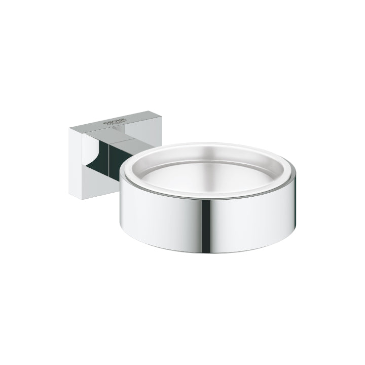 Grohe 'Essentials cube' Holder in Chrome