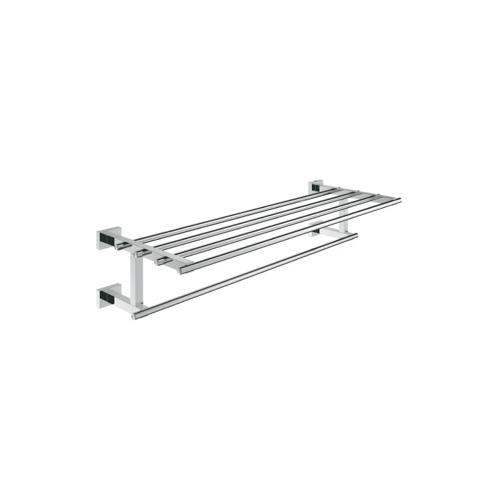 Grohe 'Essentials cube' Multi Towel rack in Chrome