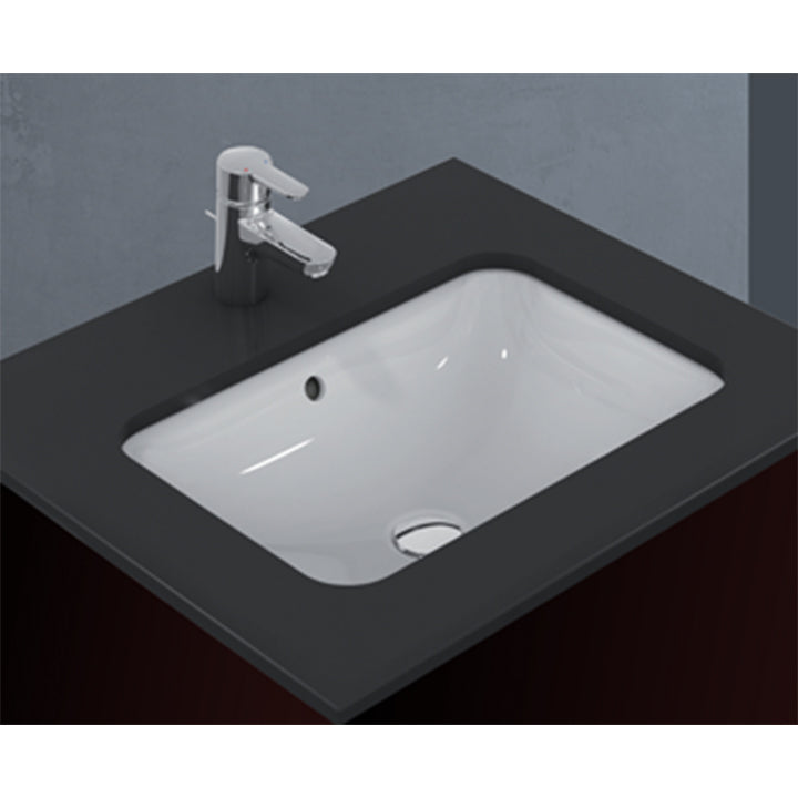 Ideal Standard - Sink - Connect - Under counter  58 × 41 cm - White