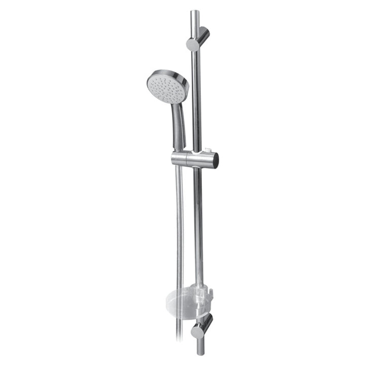 Ideal Standard - Shower - Aqua shower set L3 - 3 function with soap holder - chrome