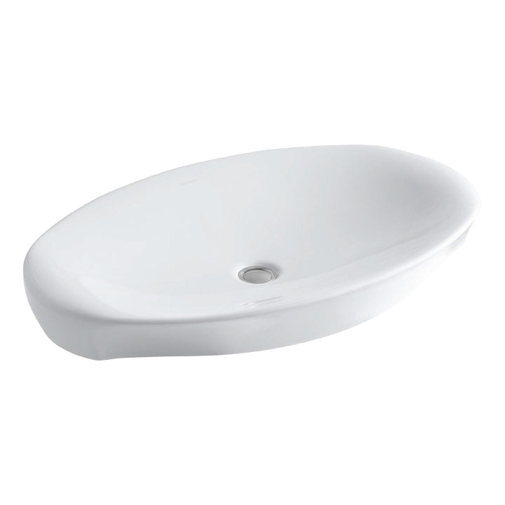 "Sink - ( Strela - Wading Pool ) - Oval - 27"" - White"