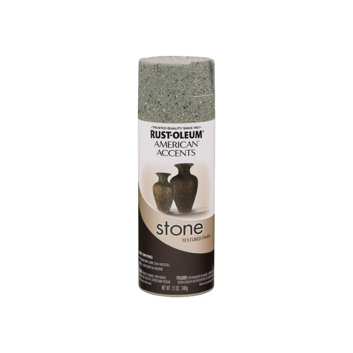 Rust-Oleum American Accents STONE 12 Ounce 355 mL Spray
