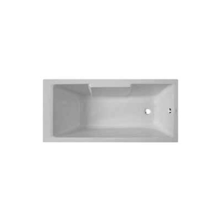 Duravit 'Lagoon' Whirltub with 8 Water and 16 Air Jets in White