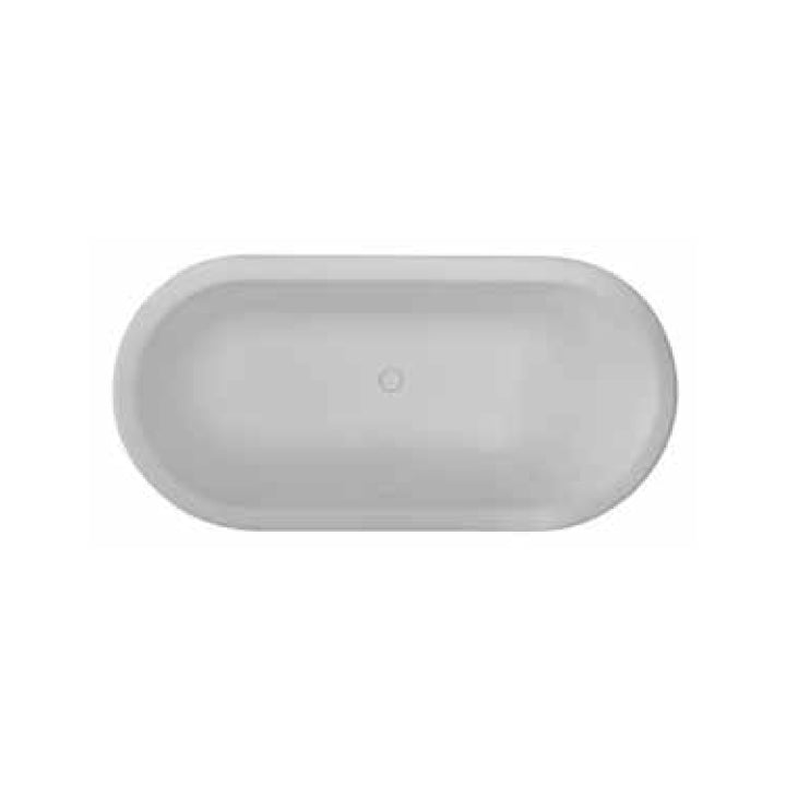 Duravit 'Monroe' Solid Surface Bathtub in White